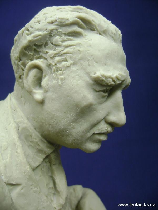 Бюст Вайханского С. С. / Bust Vaikhansky S. S.