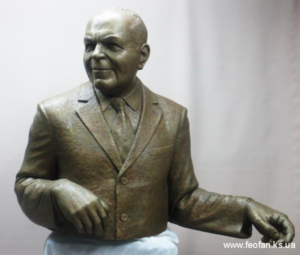 Бюст Хоменко С.С. / Bust Homenko S.S.